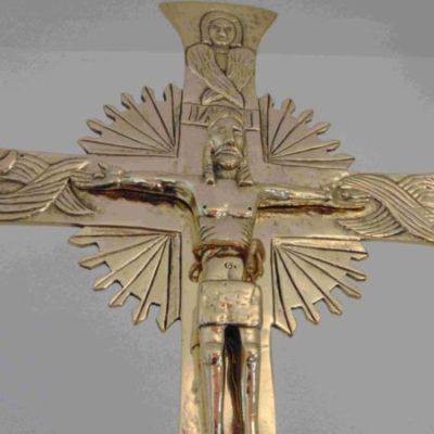 Cruz Alzada Celebración
