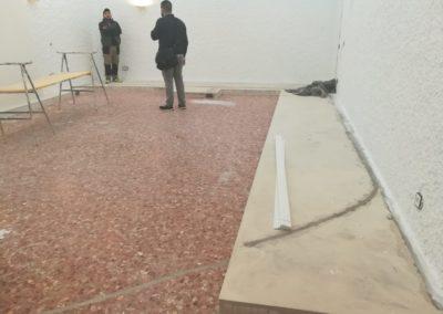 Sala 1ª Comunidad San Lorenzo Valencia