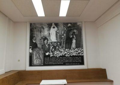 Sala Virgen de la Paloma